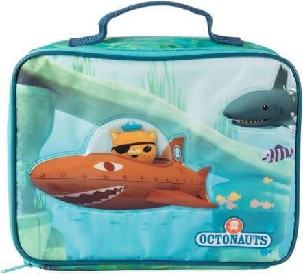 Octonauts School Lunch Box