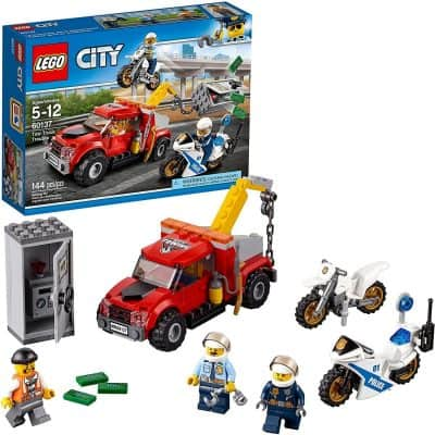 LEGO City Police Tow Truck