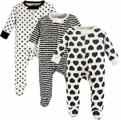 Touched by Nature Unisex Baby Pajamas