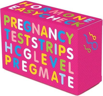 PREGMATE Pregnancy Test Strips