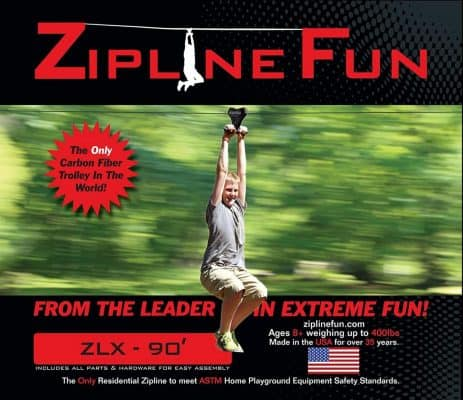 Adventure Parks ZLX Xtreme Zipline