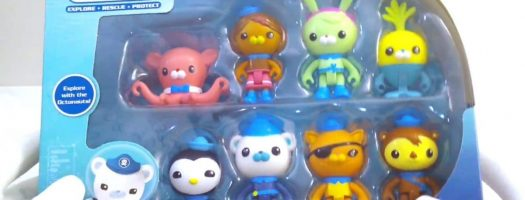 Sound the Octo-Alert! The 10 Best Octonauts Toys for Kids