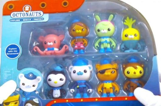 Best Octonauts Toys for Kids 2020
