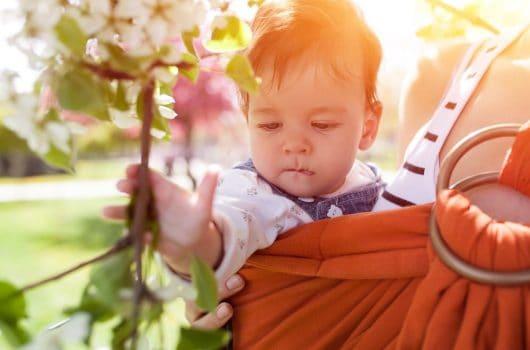 Best Ring Slings for Babywearing