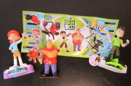 It's Hero Time! Best Ben 10 Toys for Kids