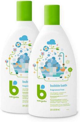 Babyganics Bubble Bath