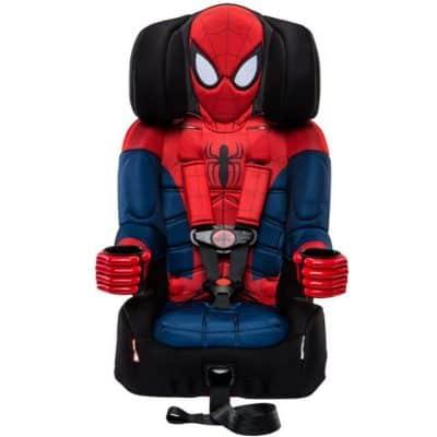 KidsEmbrace Marvel Spider-Man Booster Car Seat