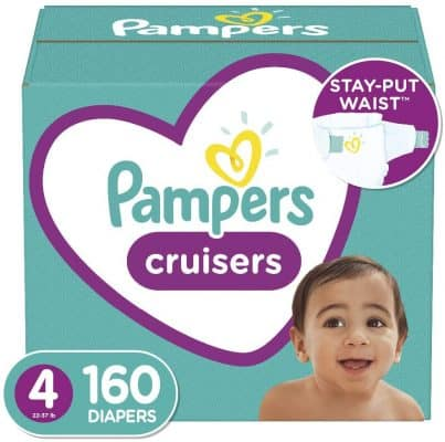 Pampers Little Cruisers