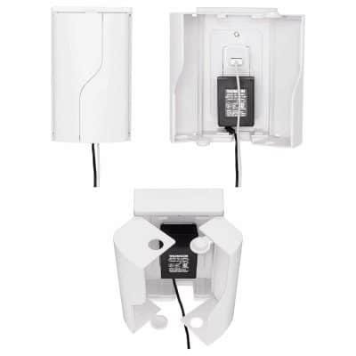 Safety Innovations Twin Door Babyproof Outlet
