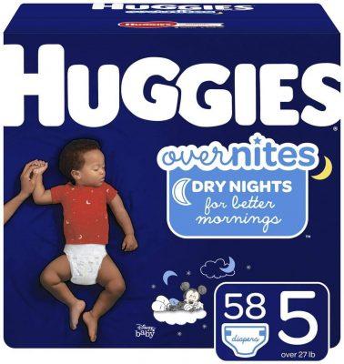Huggies Overnites Disposable Diapers