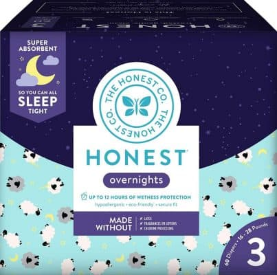 The Honest Company Overnight Diapers