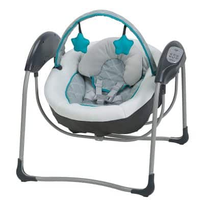 Graco Glider Lite Baby Swing
