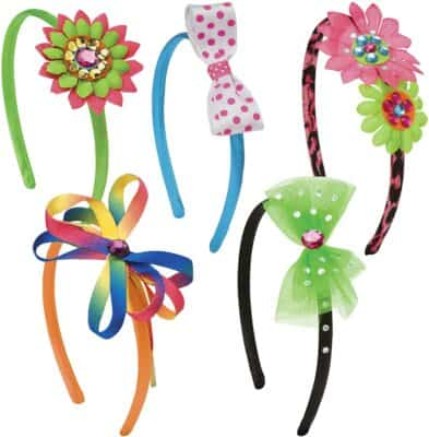 Headband Arts and Crafts Activity