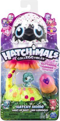 Hatchimal Colleggtibles Glittering Garden