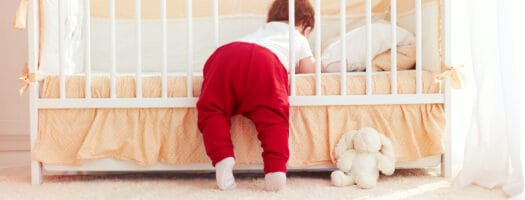 Transition From Crib to Toddler Bed – Everything You Need to Know