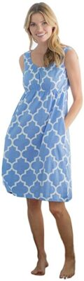 Baby Be Mine 2 in 1 Maternity Nursing Nightgown