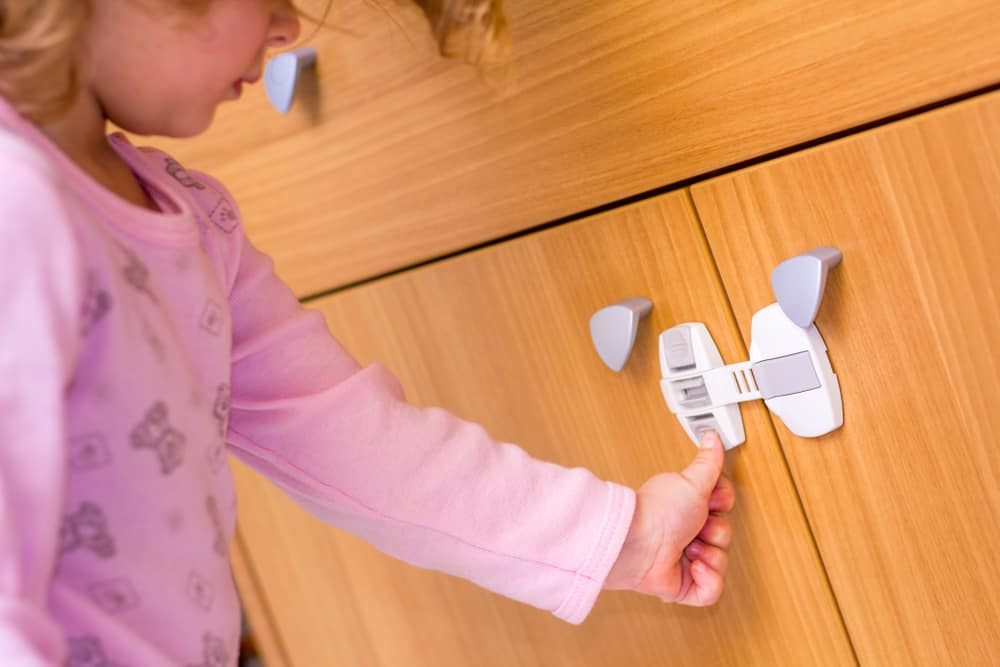 The 10 Best Drawer And Cabinet Locks To, Best Kitchen Cabinet Baby Locks