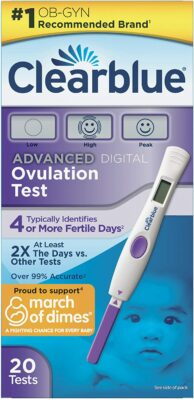 Clearblue Digital Ovulation Test
