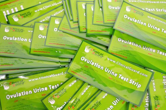 ClinicalGuard Ovulation Test Strips