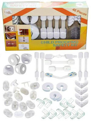 Cradle Plus Child Proofing Safety Kit