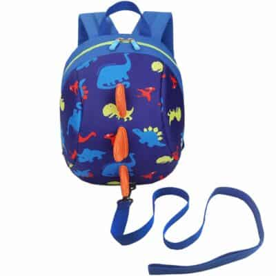 DB Dinosaur Toddler Mini Backpack with Leash