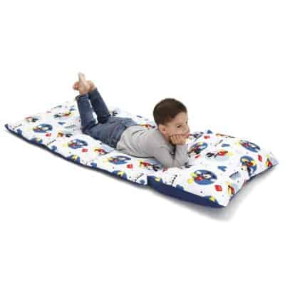 Disney Mickey Mouse Padded Toddler Easy Fold Nap Mat