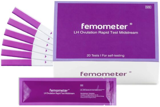 Femometer Advanced Digital Ovulation Test