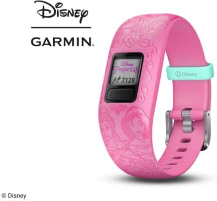 Garmin vívofit jr 2, Disney Princess Edition