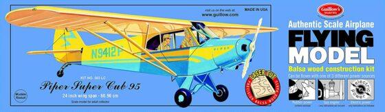Guillow's Piper Super Cub