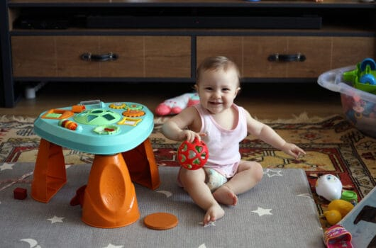 The 10 Best Baby Activity Tables to Buy in 2021