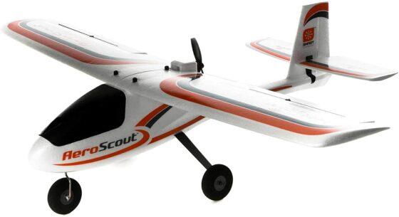 HobbyZone AeroScout S