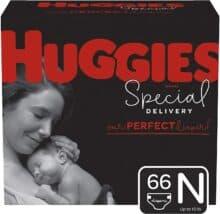 Huggies Special Delivery Hypoallergenic Diapers