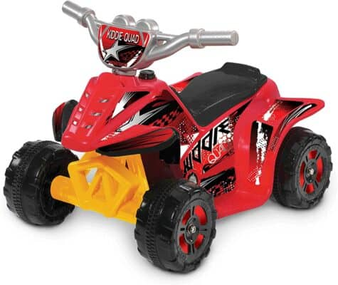Kid Motorz Kiddie Quad