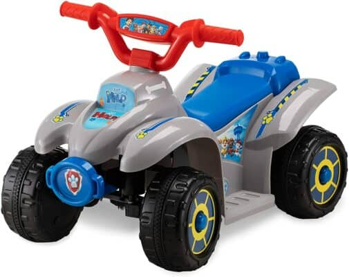 Kid Trax Ride-On Quad