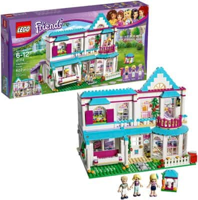 LEGO Friends Stephanie's House