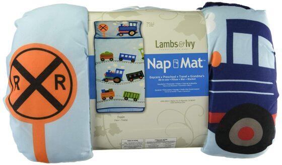 Lambs and Ivy Nap Mat