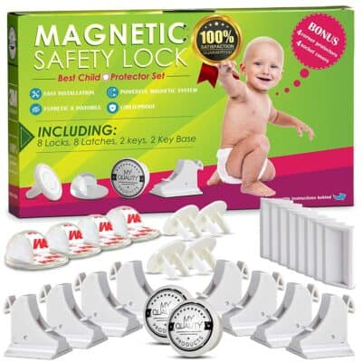 MQP Magnetic Safety Lock Kit