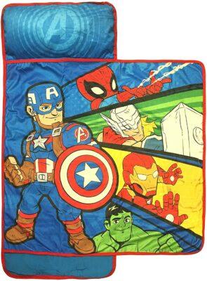 Marvel Super Hero Adventures Spidey Action Nap Mat