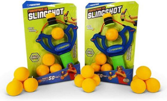 Monkey Business Sports FoamStrike X3 Slingshot