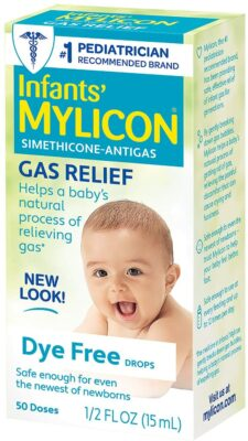 Mylicon Gas Relief Drops