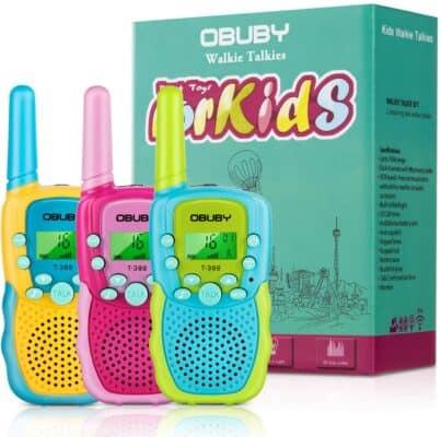 Obuby Walkie Talkies for Kids