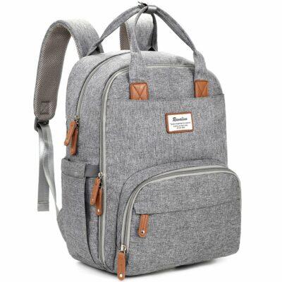 Ruvalino Multifunction Diaper Bag Backpack