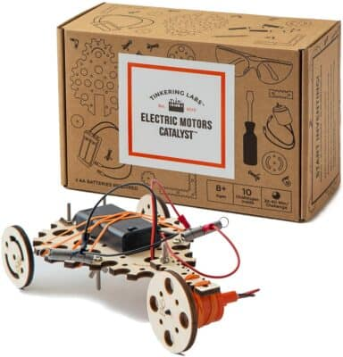 Tinkering Labs Electric Motors Catalyst