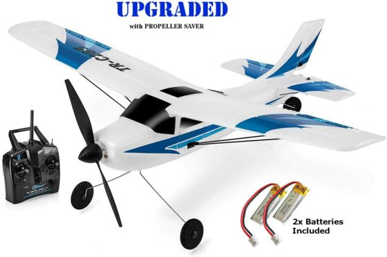Top Race Rc Plane TR-C285G