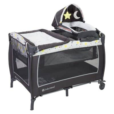 Baby Trend Lil Snooze Pack 'n Play