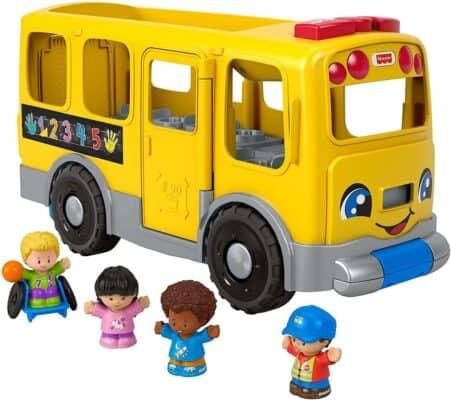 Big Yellow School Bus