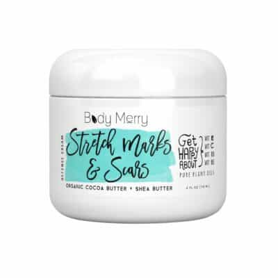 Body Merry's Stretch Marks & Scars Defense Cream