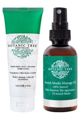 Botanic Tree Stretch Mark Prevention Cream