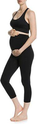 CLOYA Maternity Active Yoga Pant Capri