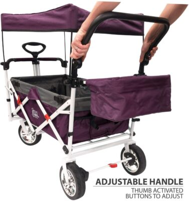 Creative Outdoor Distributor Push Pull Wagon